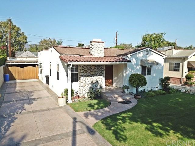 354 N Griffith Park Drive, Burbank, CA 91506 (#SR18229041) :: Barnett Renderos