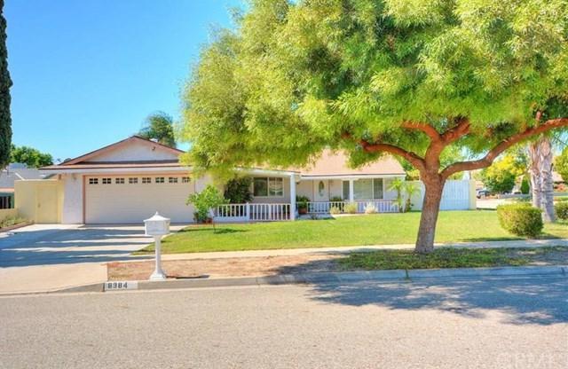 8984 Frankfort Avenue, Fontana, CA 92335 (#CV18229077) :: The Laffins Real Estate Team