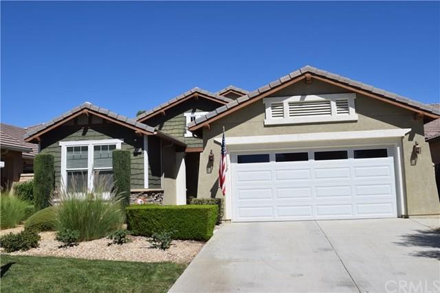 26118 Desert Rose Lane, Menifee, CA 92586 (#SW18229100) :: The DeBonis Team