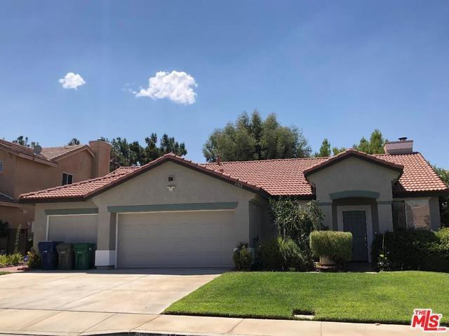 4008 Vitrina Lane, Palmdale, CA 93551 (#18388128) :: RE/MAX Empire Properties