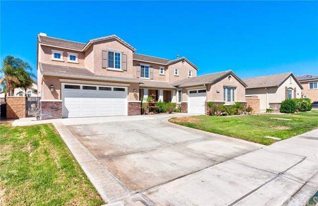 14142 Springwater Lane, Eastvale, CA 92880 (#IG18228126) :: The DeBonis Team
