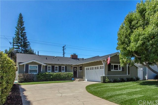 461 Cabrillo Street, Costa Mesa, CA 92627 (#NP18228927) :: Fred Sed Group