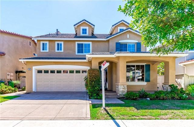 43 Millgrove, Irvine, CA 92602 (#PW18229256) :: Fred Sed Group