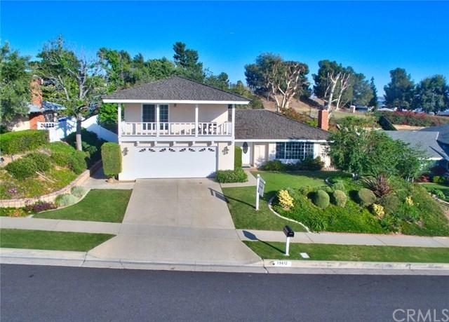 19612 Crestknoll Drive, Yorba Linda, CA 92886 (#PW18228940) :: Ardent Real Estate Group, Inc.