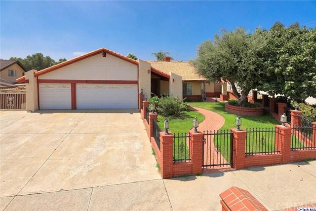 13797 De Garmo Avenue, Sylmar, CA 91342 (#318003833) :: The Ashley Cooper Team