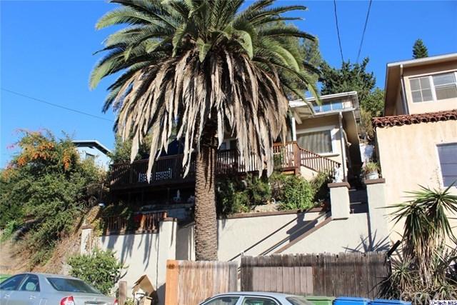 842 N Avenue 51, Highland Park, CA 90042 (#318003811) :: Team Tami
