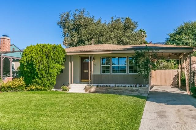 737 E Lime Avenue, Monrovia, CA 91016 (#CV18229438) :: Team Tami