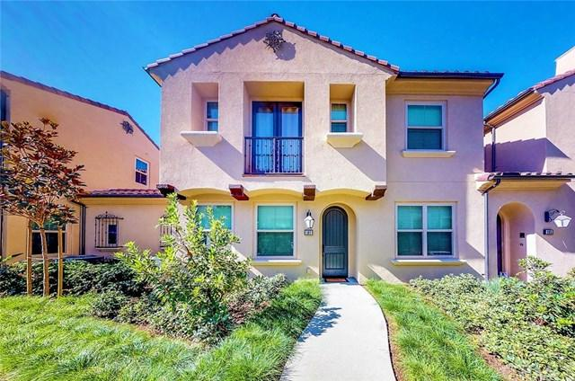 197 Excursion, Irvine, CA 92618 (#OC18227612) :: Fred Sed Group