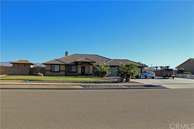 21781 Cholena Road, Apple Valley, CA 92307 (#CV18228979) :: RE/MAX Empire Properties