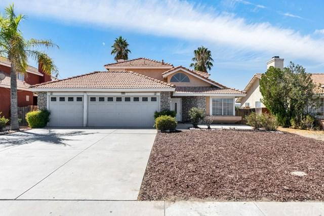 1560 Shady Oaks Drive, Perris, CA 92571 (#IV18229454) :: The Ashley Cooper Team