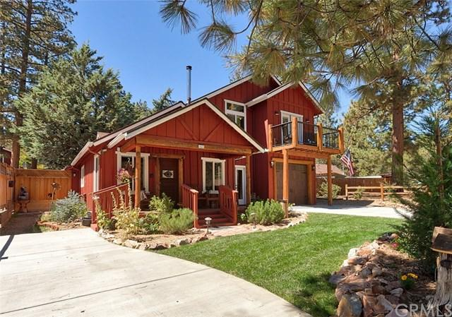 1133 Myrtle Avenue, Big Bear, CA 92314 (#EV18229233) :: The Laffins Real Estate Team