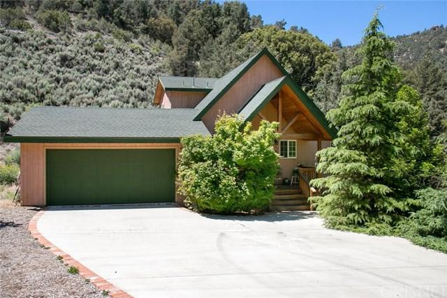 14920 Geneva Court, Pine Mountain Club, CA 93222 (#SR18226956) :: Team Tami