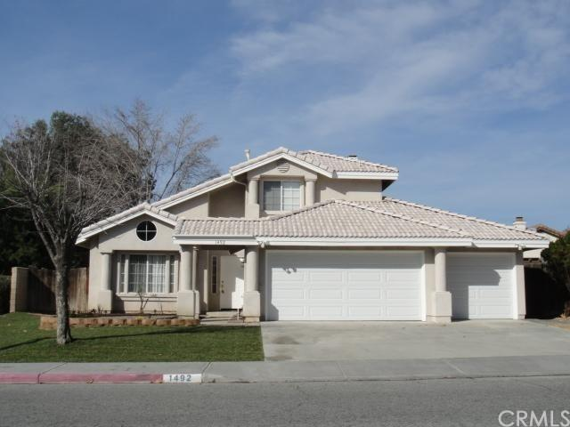 1492 Las Rosas Drive, San Jacinto, CA 92583 (#IV18229607) :: RE/MAX Empire Properties