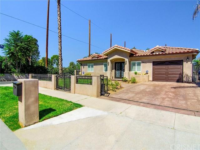 18273 Valley Vista Boulevard, Tarzana, CA 91356 (#SR18229119) :: Barnett Renderos