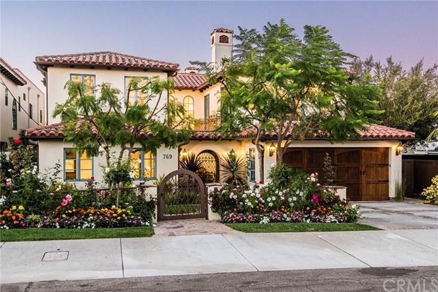 769 33rd Street, Manhattan Beach, CA 90266 (#SB18219085) :: Naylor Properties