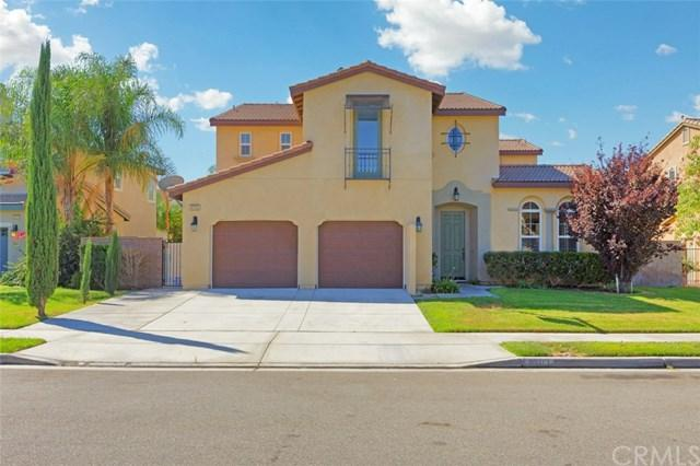 6703 Black Forest Drive, Eastvale, CA 92880 (#WS18229645) :: Team Tami