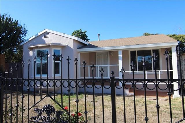 1831 E 124th Street, Compton, CA 90222 (#RS18225622) :: Barnett Renderos