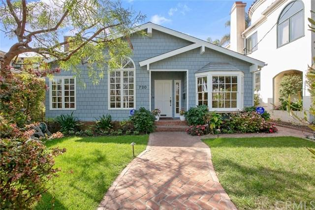 720 36th Street, Manhattan Beach, CA 90266 (#SB18227838) :: Naylor Properties