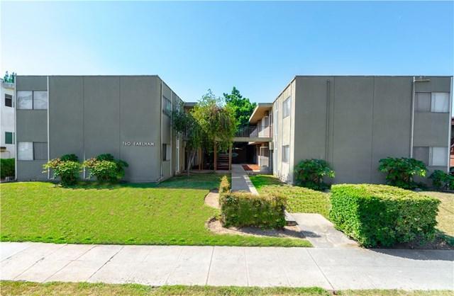 760 Earlham Street, Pasadena, CA 91101 (#PW18229388) :: Barnett Renderos