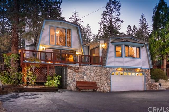 572 Cienega Road, Big Bear, CA 92315 (#PW18229714) :: The Laffins Real Estate Team
