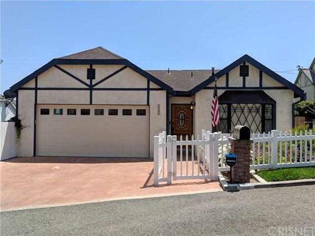 2384 Sunset Drive, Ventura, CA 93001 (#SR18229213) :: RE/MAX Parkside Real Estate