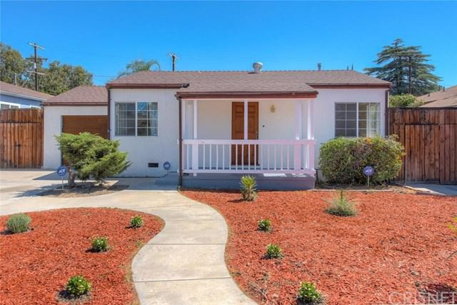 6254 Radford Avenue, North Hollywood, CA 91606 (#SR18226732) :: Team Tami