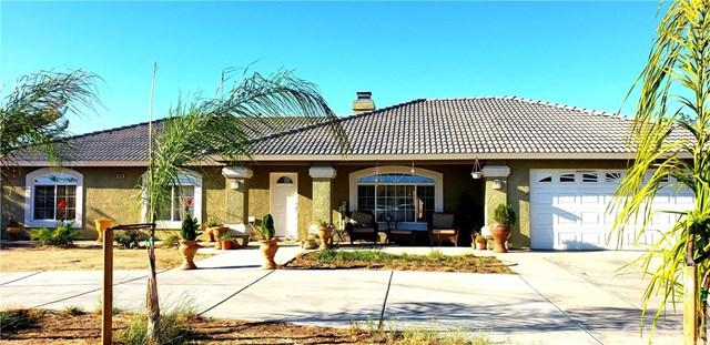 18936 Rocksprings Road, Hesperia, CA 92345 (#IV18227174) :: RE/MAX Empire Properties