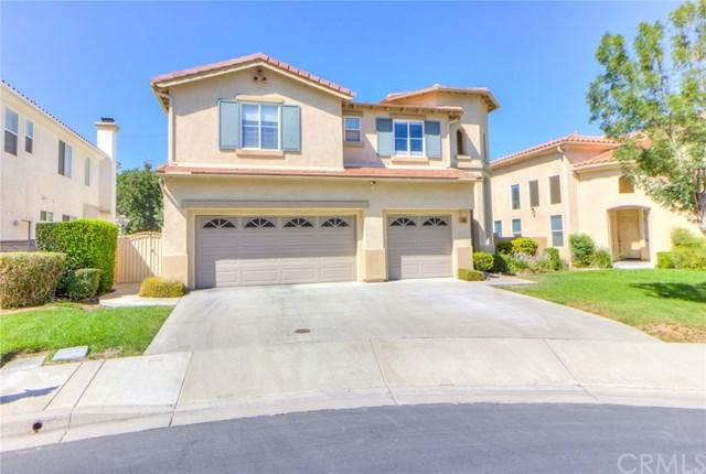 4808 Santa Fe Court, Chino Hills, CA 91709 (#TR18229299) :: RE/MAX Empire Properties