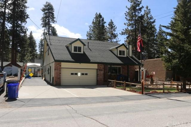 39171 Starview Lane, Big Bear, CA 92315 (#TR18229959) :: The Laffins Real Estate Team