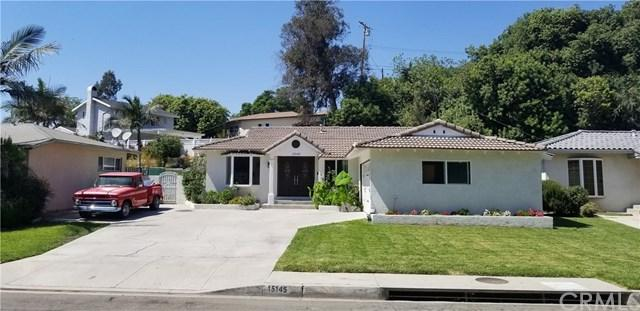 15145 Las Flores Avenue, La Mirada, CA 90638 (#DW18229981) :: The Laffins Real Estate Team