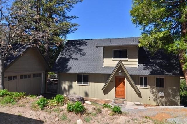 878 Crown Drive, Lake Arrowhead, CA 92352 (#EV18230012) :: Team Tami