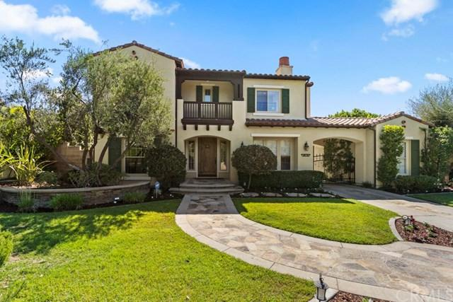 10732 Bridger Way, Tustin, CA 92782 (#OC18225143) :: Berkshire Hathaway Home Services California Properties