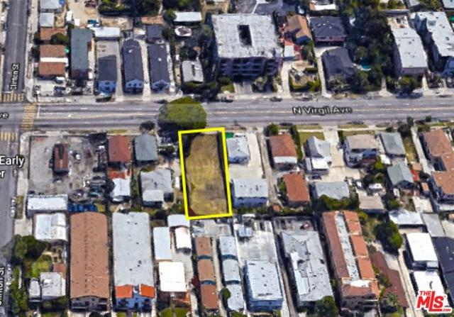 543 N Virgil Avenue, Los Angeles (City), CA 90004 (#18388100) :: RE/MAX Empire Properties