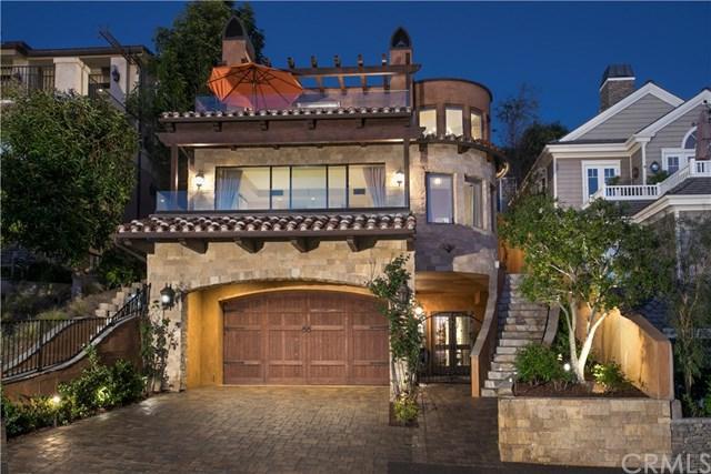 2318 Crestview Drive, Laguna Beach, CA 92651 (#LG18229338) :: Teles Properties | A Douglas Elliman Real Estate Company