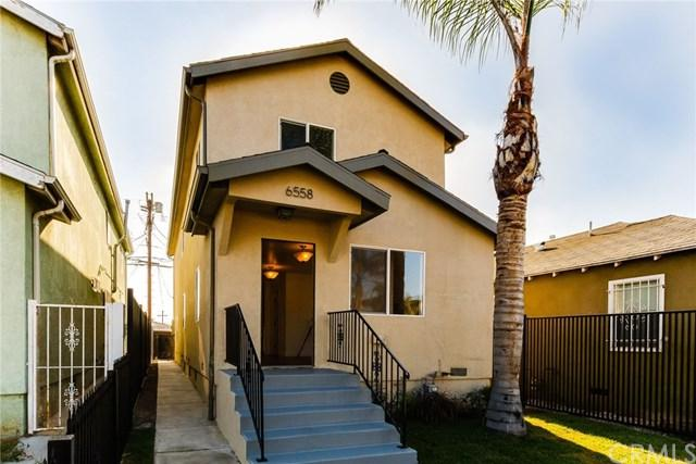 6558 S Van Ness Avenue, Los Angeles (City), CA 90047 (#MB18228412) :: The DeBonis Team