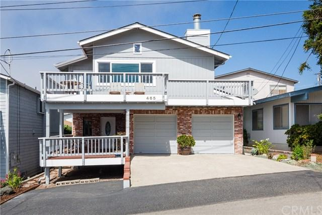 465 Rennell Street, Morro Bay, CA 93442 (#SC18227557) :: RE/MAX Parkside Real Estate