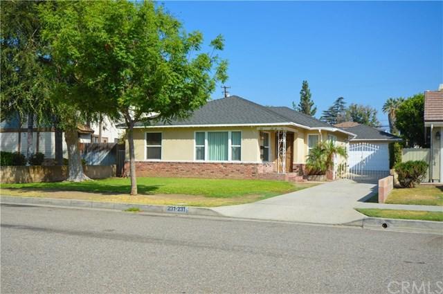 231 E Dexter Street, Covina, CA 91723 (#CV18229104) :: RE/MAX Empire Properties
