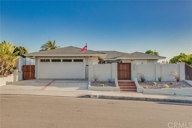 208 Via Alegre, San Clemente, CA 92672 (#DW18223203) :: Berkshire Hathaway Home Services California Properties