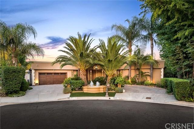 19800 Santa Rita Street, Woodland Hills, CA 91364 (#SR18230125) :: Barnett Renderos