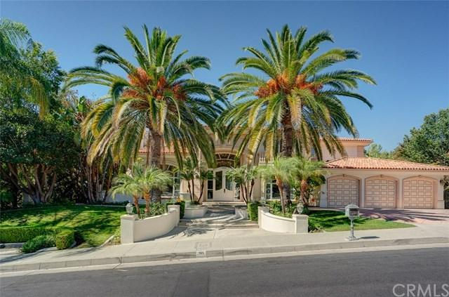 365 Monterey Pines Drive, Arcadia, CA 91006 (#AR18229704) :: Team Tami