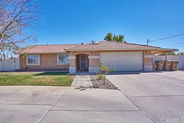15033 Eucalyptus Street, Hesperia, CA 92345 (#CV18230258) :: RE/MAX Empire Properties