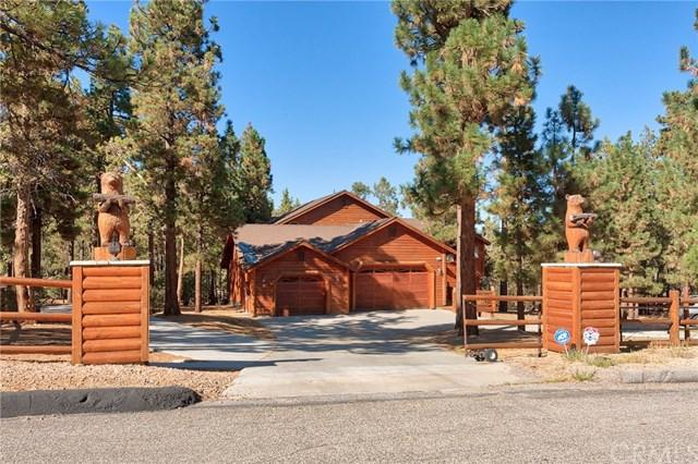 1510 Fallbrook Court, Big Bear, CA 92314 (#PW18230324) :: The Laffins Real Estate Team
