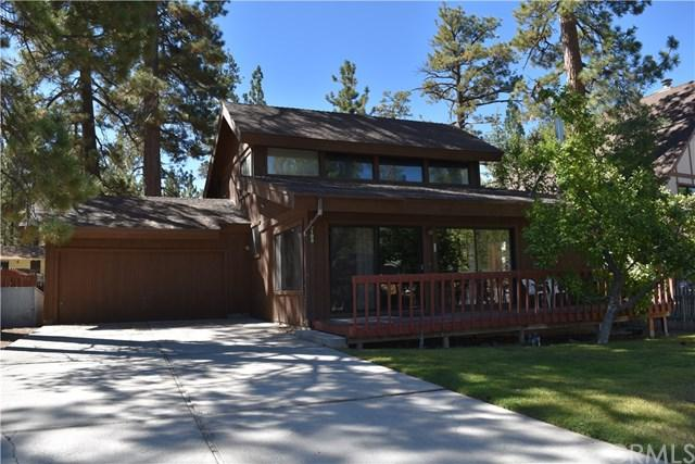 40103 Lakeview Drive, Big Bear, CA 92315 (#EV18214576) :: The Laffins Real Estate Team
