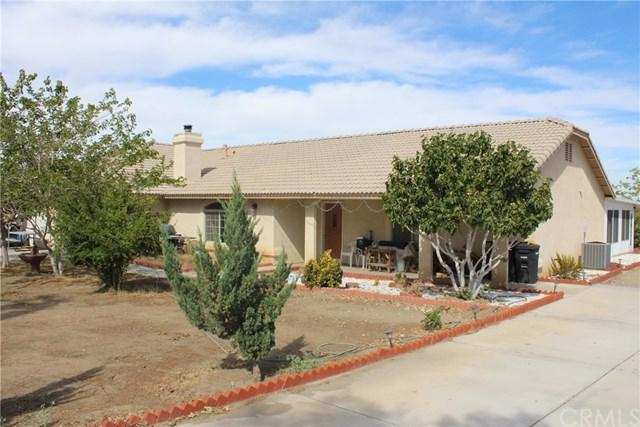11565 Lebec Road, Phelan, CA 92371 (#RS18230516) :: RE/MAX Innovations -The Wilson Group