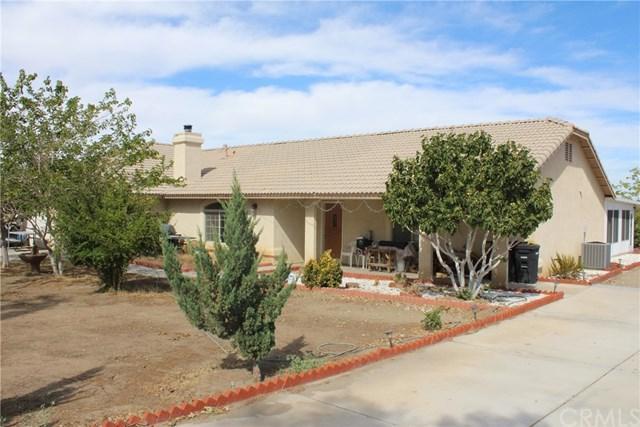 11565 Lebec Road, Phelan, CA 92371 (#RS18230516) :: RE/MAX Empire Properties