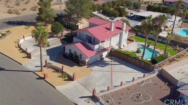 16281 Chiwi Road, Apple Valley, CA 92307 (#CV18230532) :: RE/MAX Empire Properties