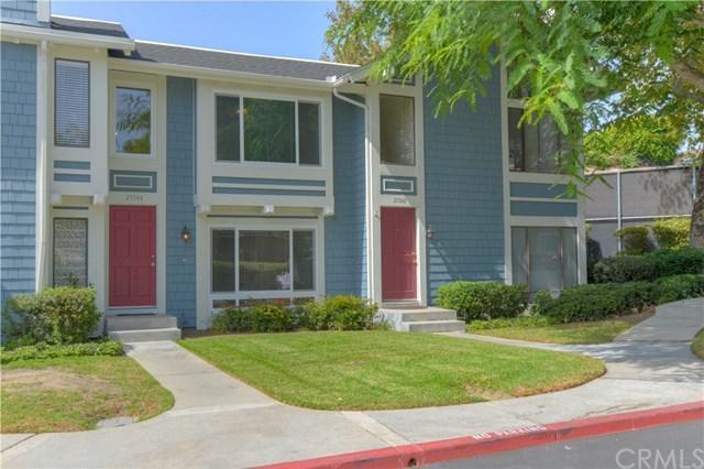 25544 Paseo La Vista #23, Laguna Niguel, CA 92677 (#OC18230367) :: Berkshire Hathaway Home Services California Properties