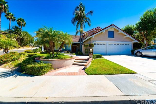1304 Willow Bud Drive, Walnut, CA 91789 (#WS18230616) :: The Laffins Real Estate Team
