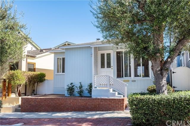 420 3rd Street, Manhattan Beach, CA 90266 (#SB18230630) :: Naylor Properties