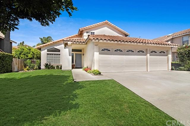1627 Corte Verano, Oceanside, CA 92056 (#SW18228516) :: Impact Real Estate